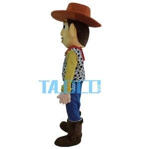 Image 2 - Ковбой Вуди маскот костюм История игрушек Шериф Вуди маскарадный костюм бесплатная доставка