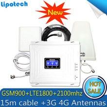 lintratek GSM Repeater amplifierSet
