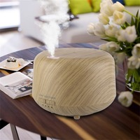 250ML Ultrasonic Aroma Diffuser Aroma Lamp Aromatherapy Electric Aroma Diffuser Mist Maker For Household Use EU