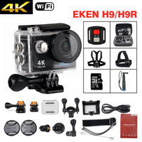 New Original Eken Action Camera H9 H9R Ultra HD 4K Action Camera 30m Waterproof 2 0