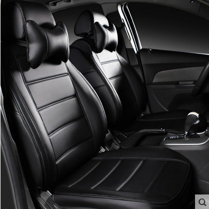 Customize Car Seat Covers Pu Leather Cushion Seats Cover
