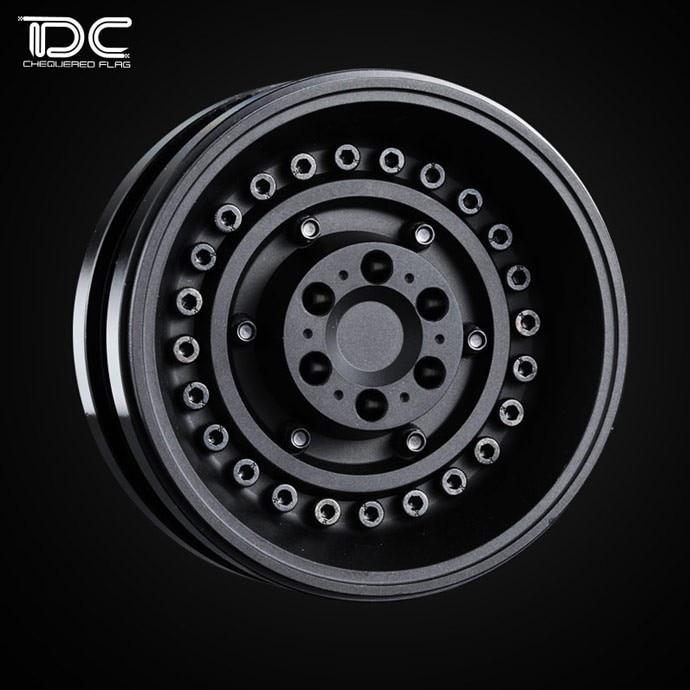 4pcs 1 9inch High quality 6061 alloy CNC wheel Rim For 1 10 RC Crawler Car