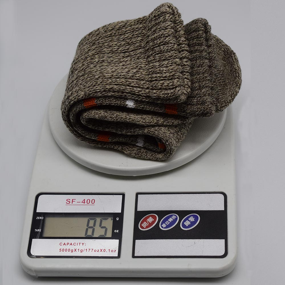 Fcare 4PCS=2pairs plus size 40 to 45 thick winter mens terry calcetines snow socks meias termicas de neve therm sokken
