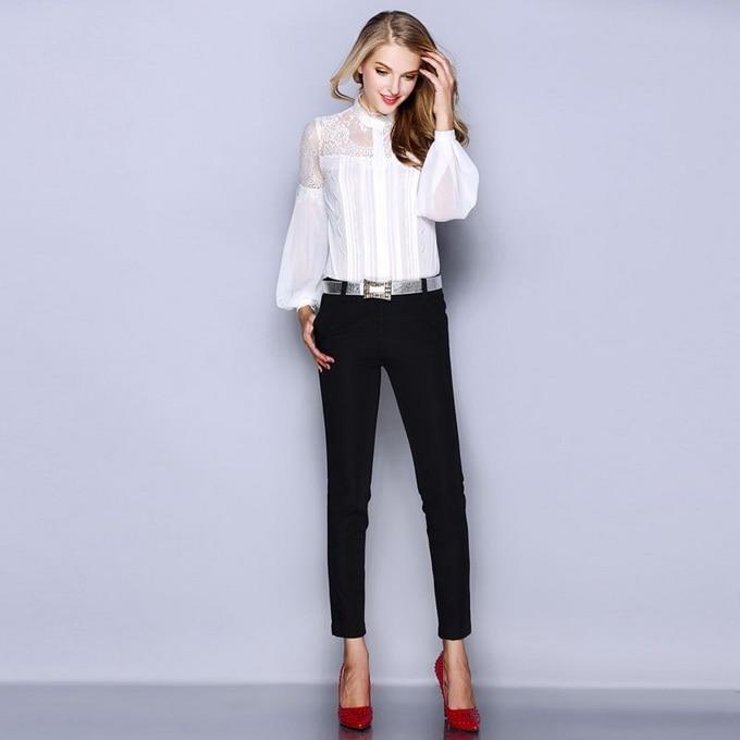 Yeni isti satılan bluzlar 2019 Bahar Yay Brendi Blusas Feminino Bluz - Qadın geyimi - Fotoqrafiya 2