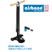 airbone Bike Pump Bicycle Tire Inflator Air Pump Mountain Road Bike MTB Cycling Air Press Frame Accessories