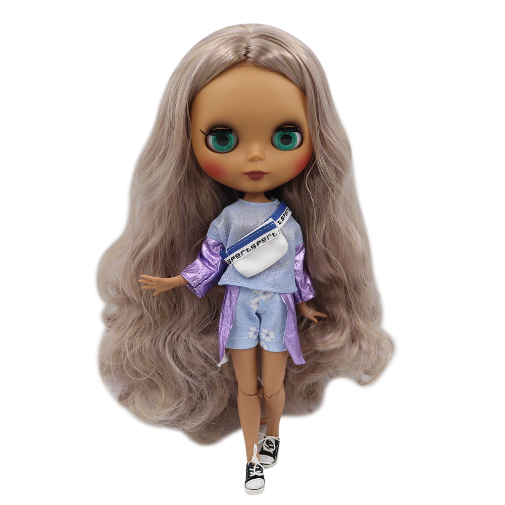Image 5 - ICY Factory blyth doll nude 30cm Customized doll 1/6 BJD doll with joint body hand sets AB as gift special price-in Dolls from Toys & Hobbies