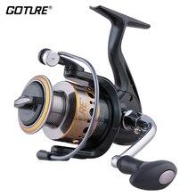 Goture GTV/GT-S Crap Fishing Reel 6+1BB Reel for Fishing 500/1000/2000/3000/4000/5000/6000/7000 Left/Proper Spinning Wheel peche
