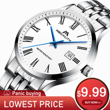 BIG SALE, ALL WATCHES SALE 9.99$ MEGALITH Mens Watches Top B