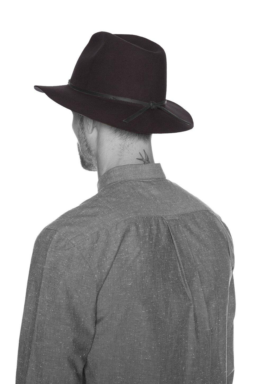 Модная шерсть Летняя женская мужская крученая натуральная Фетровая Шляпа Fedora Bush Sun Hat Trilby Gorra Toca Sombrero с кожаным ремешком