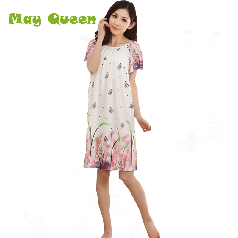 ea747a053a27d Big Size Pregnant Dress Cute Floral Butterfly Pattern Maternity Dresses  Summer Casual O-Neck Short Sleeve Nursing Clothes T20