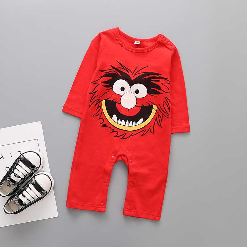 Unisex Baby-spielanzug Neugeborenen Babys Kleidung Lange Sleeve Infant Babys Overall Kleinkind Jungen Mädchen Mode Superhero Kostüm