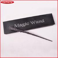 Led照明魔法魔法の杖樹脂材料おもちゃギフト無料でボックスウィザード&魔女ロールプレイ