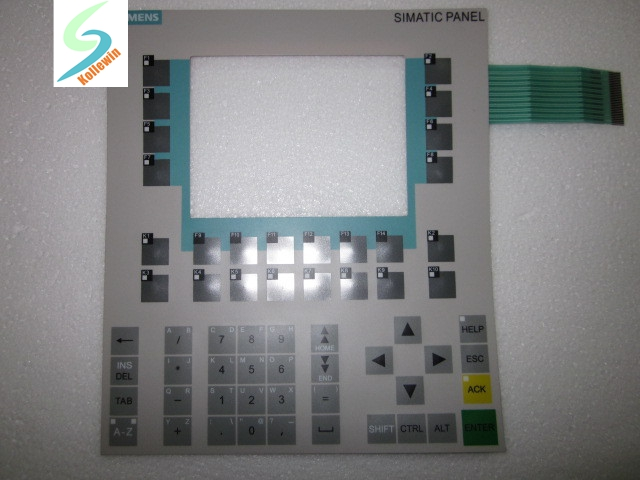 1pc  6AV6542-0BB15-2AX0 Keypad Membrane Free Shipping,  SIMATIC  OP170B Membrane for 6AV6 542-0BB15-2AX0 6AV65420BB152AX0 new membrane keypad for simatic panel pc 670 12 6av7612 0ab22 0bf0 6av7 612 0ab22 0bf0 6av76120ab220bf0 pc670 12 freeship