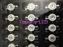 1w 940nm infrared high power led diode lamp DC1.4-1.8v 350mA epileds chips ir lighting source for led grow light & aquarium tank