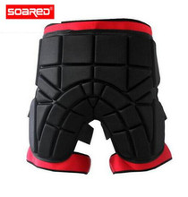 SOARED Outdoor Sport EVA Protective Hip Butt Pad Ski Skate Snowboard Shorts Skiing Snow Board
