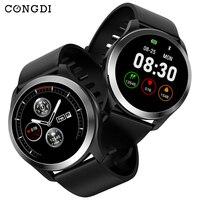 Congdi 2019 Smart Watch Z03 PPG+ECG Blood Pressure Heart Rate Tracker Smart Sport Watch Smart Bracelet Fitness Tracker For Tezer