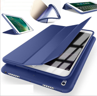 Supper Slim Leather Smart Cover For Ipad Mini Smart Cases With Retina 2 Flip Extra Thin