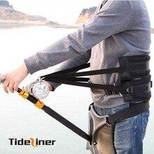 Tideliner bateau porte-canne à pêche jigging bateau tige grand jeu de pêche  outils Taille protection de pêche ceinture cardan 37. a746404a2b8