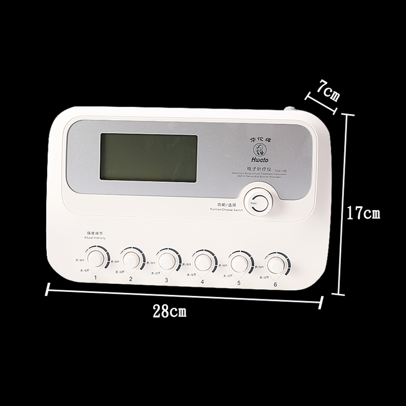 Image 5 - 6 Channels Output SDZ III Low Frequency electric stimulator muscle Acupuncture needle treatment for Nerve and muscle Masseur-in Massage & Relaxation from Beauty & Health
