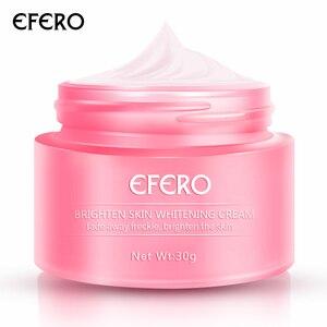 Image 4 - EFERO Skin Whitening Face Cream Freckles Cream Wrinkle Remover Pigmentation Moisturizer Day Cream for Dark Spot Whitening Cream