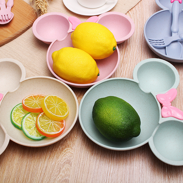 Cute Tableware Set for baby