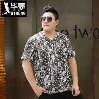 Bi Mengchao Brand Men S T Shirt Fat Fat Code Loose Summer T Shirt Fashion Beautiful
