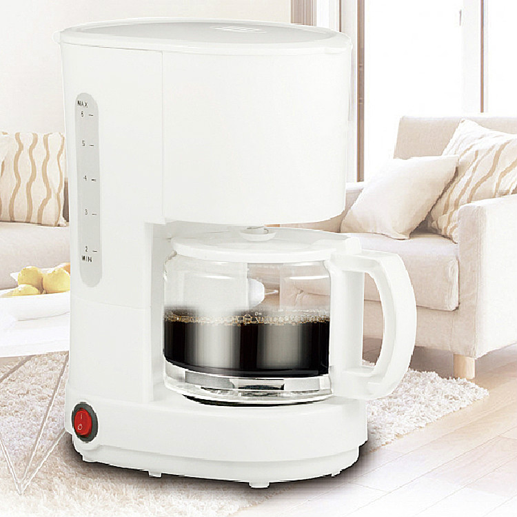 Fully automatic coffee maker can be used to make tea machine keep drip Drip Coffee Maker coffee maker uses the american drizzle to make tea drinking machine