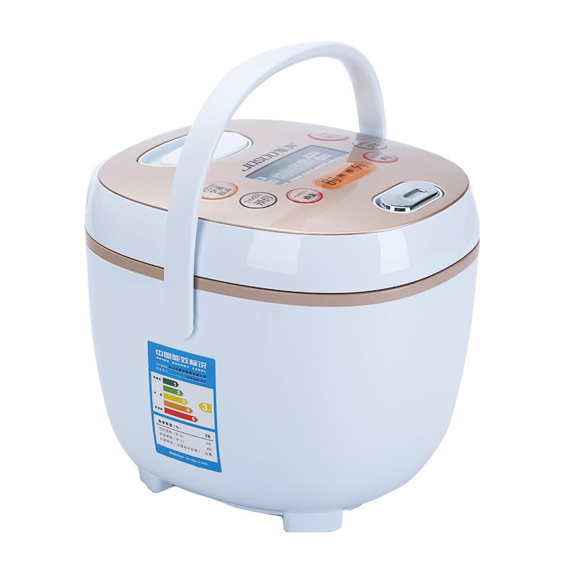 2L Baby Porridge Mini Rice Cooker Home Appliances 400W Cooking Appliances S2-03 Reservation Timing Kitchen Appliances mini electric pressure cooker intelligent timing pressure cooker reservation rice cooker travel stew pot 2l 110v 220v eu us plug