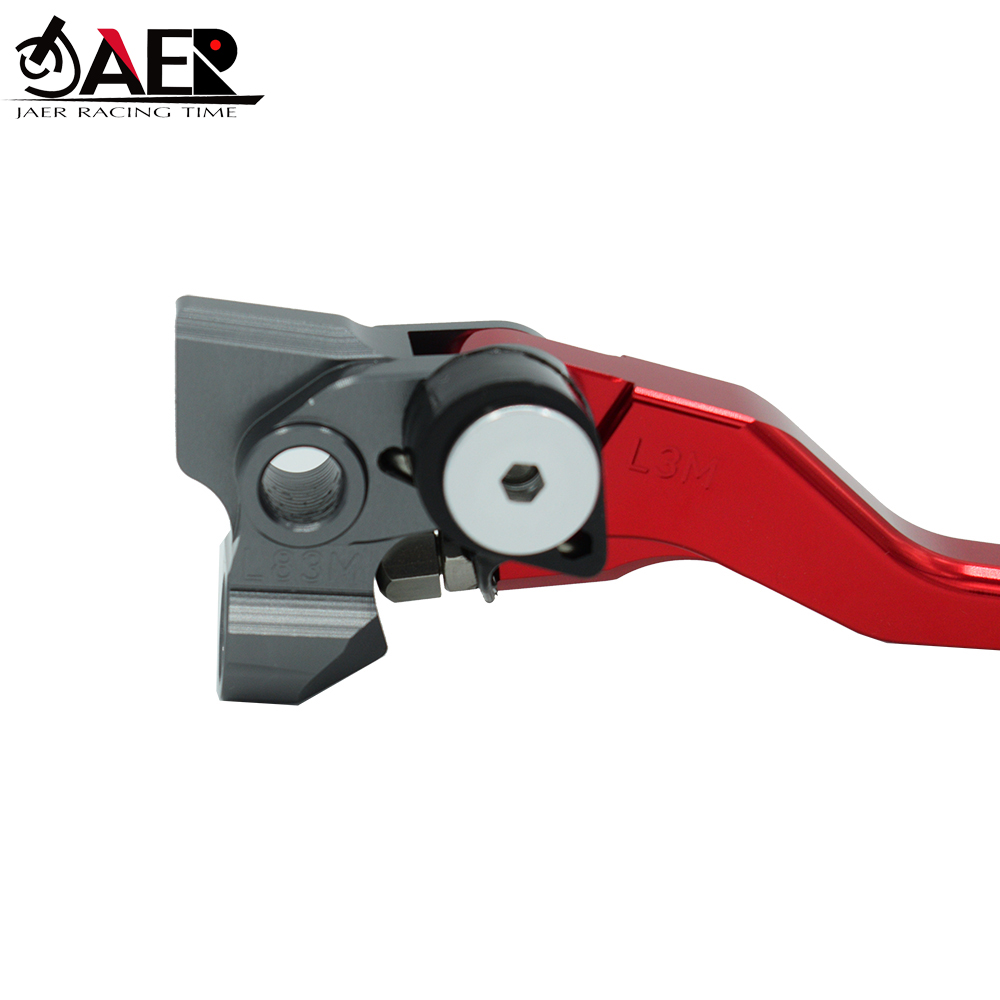 Image 5 - JAER Motorcycle Brake Clutch Lever Pivot Lever For Honda CRF150R 2007 2018 CR80R CR85R CR125R CR250R CRF450R-in Levers, Ropes & Cables from Automobiles & Motorcycles