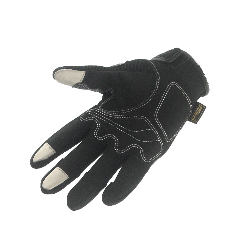 gloves leather motorcycle /
