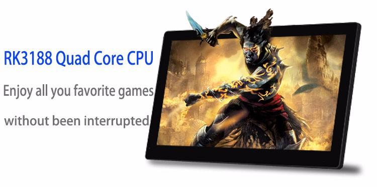 Rockchip3188 quad core chipset