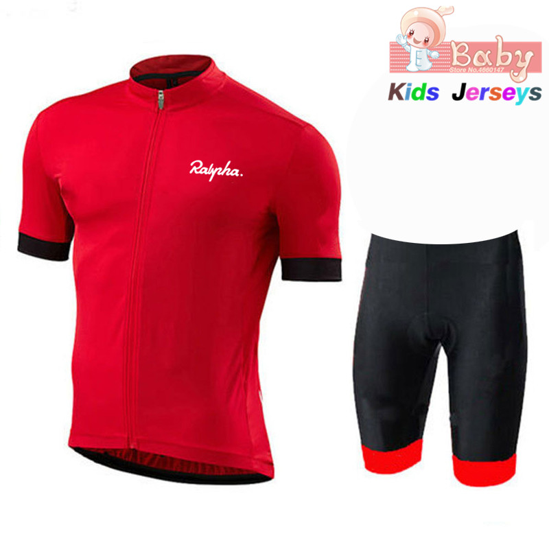 Cycling Jersey Set Pro Team Summer Kids Cycling Set Racing Bicycle Clothing Suit Breathable Mountain Bike Clothes Sportwears|Cycling Sets| |  - title=
