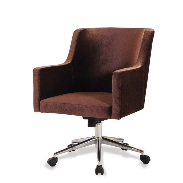Special IKEA furniture creative modern minimalist fashion fabric armrest single office computer chair swivel lounge chair  sc 1 th 225 & Special IKEA furniture creative modern minimalist fashion fabric ...