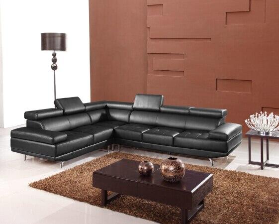 Acquista all'ingrosso online nero divano set da grossisti nero ...