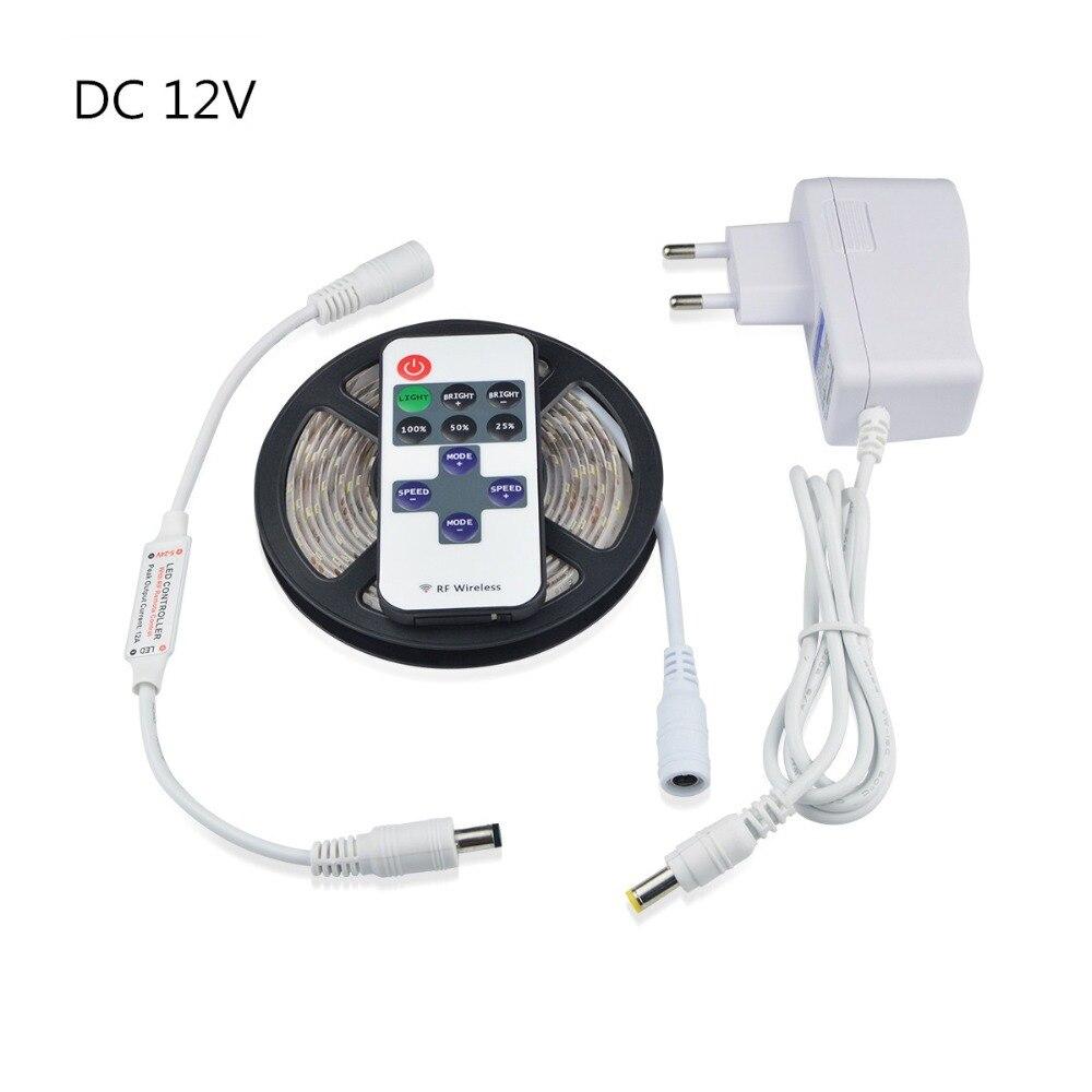 DC12V/DC5V LED Strip light Waterproof Flexible lamp