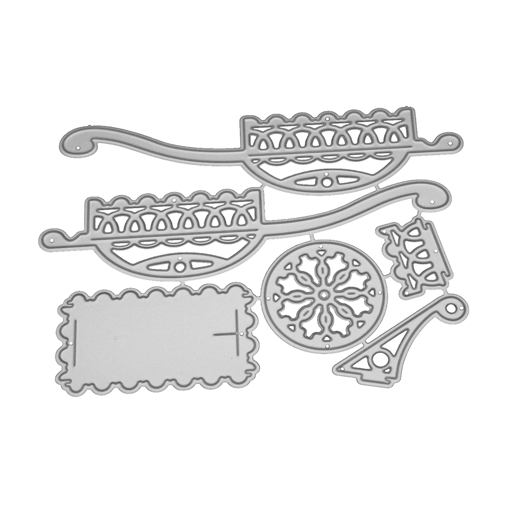 Metal Cutting Dies dolly Die decorative Scrapbooking Craft Die cut ...