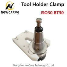 цены на ISO30 BT30 Tool Holder Clamp ABS Flame Proof Rubber Tool Holder Claw Forks for CNC Router CNC Tools Accessories  в интернет-магазинах