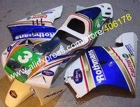 Лидер продаж, для Honda NSR250R MC21 90 91 92 93 NSR250 1990 1993 СМП 250 R Rothmans мотоцикл Обтекатели (литья под давлением)