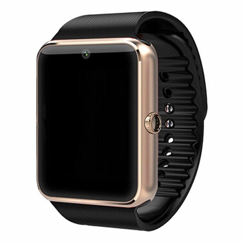 Bluetooth Smart Watch GT08 Für Apple iphone IOS Android-Handy handgelenk Tragen Unterstützung Sync smart uhr Sim-karte PK DZ09/GV08S/U8