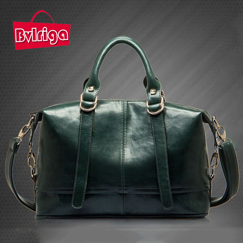 BVLRIGA Boston Women bag ladies women Messenger bags for women vintage designer handbags high quality famous brands tote bag