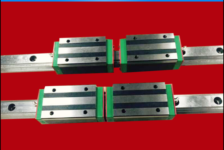 2pcs Taiwan HIWIN rail HGR20 - 400mm Linear guide + 4pcs HGH20CA Carriage CNC parts 100% new hiwin linear guide hgr20 l500mm rail 2pcs hgh20ca narrow carriages for cnc router cnc parts