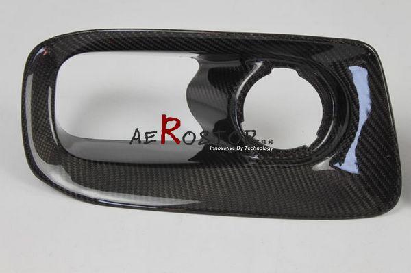 Carbon Fiber Front Bumper Border Style Air Duct For Nissan GTR R33 Skyline GTR33
