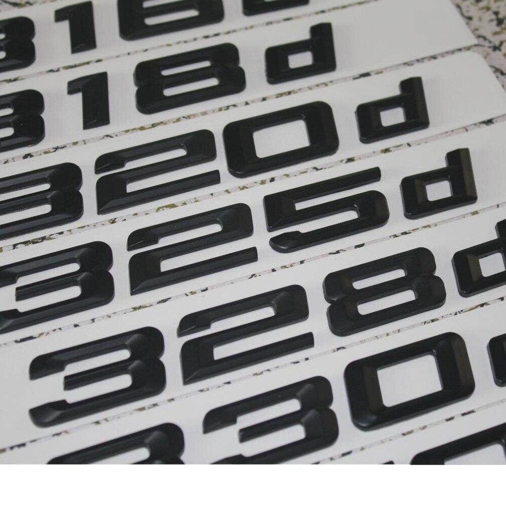 Черный АБС-пластик Буквы цифр Слово - Автозапчасти - Фотография 6