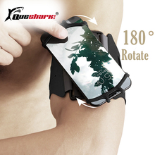 Rotatable Sports Armband Case for iPhone X XS XR 8 7 8 Plus 7 Plus Running Sport Arm Band Bag for 4-6 inch Phone Wristband Bag