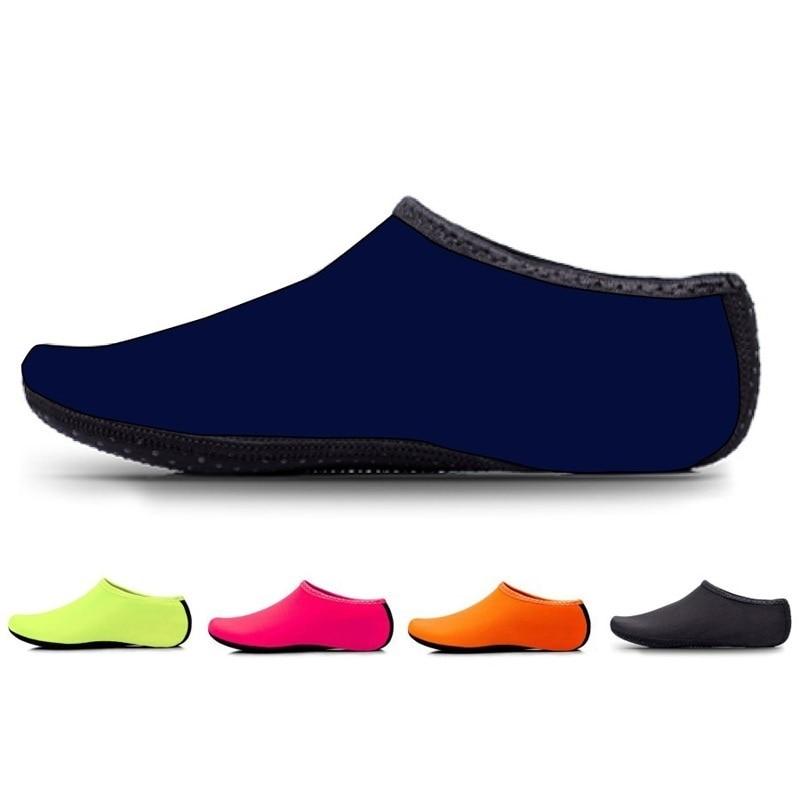 Beach Swimming Water Sport Socks Anti Slip Shoes Yoga Fitness Dance Swim Surfing Diving Underwater Shoe For Kids Men Women 2.5mm