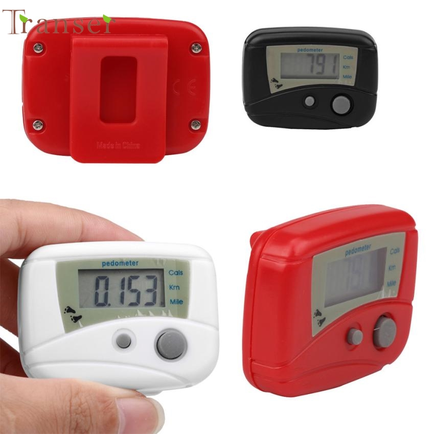 Activing Digital LCD Run Step Mini Pedometer Calorie Walking Distance Counter ST29