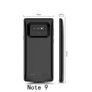 Image 3 - 耐衝撃のため銀河S9 S8 プラス注 9 外部ポータブル充電器充電ケース