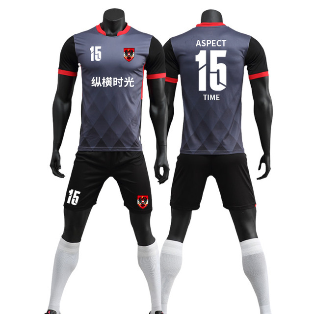 New soccer jerseys set men football jerseys training suit blank soccer  jerseys set dress kids soccer jerseys set uniforms custom d6b6c7478