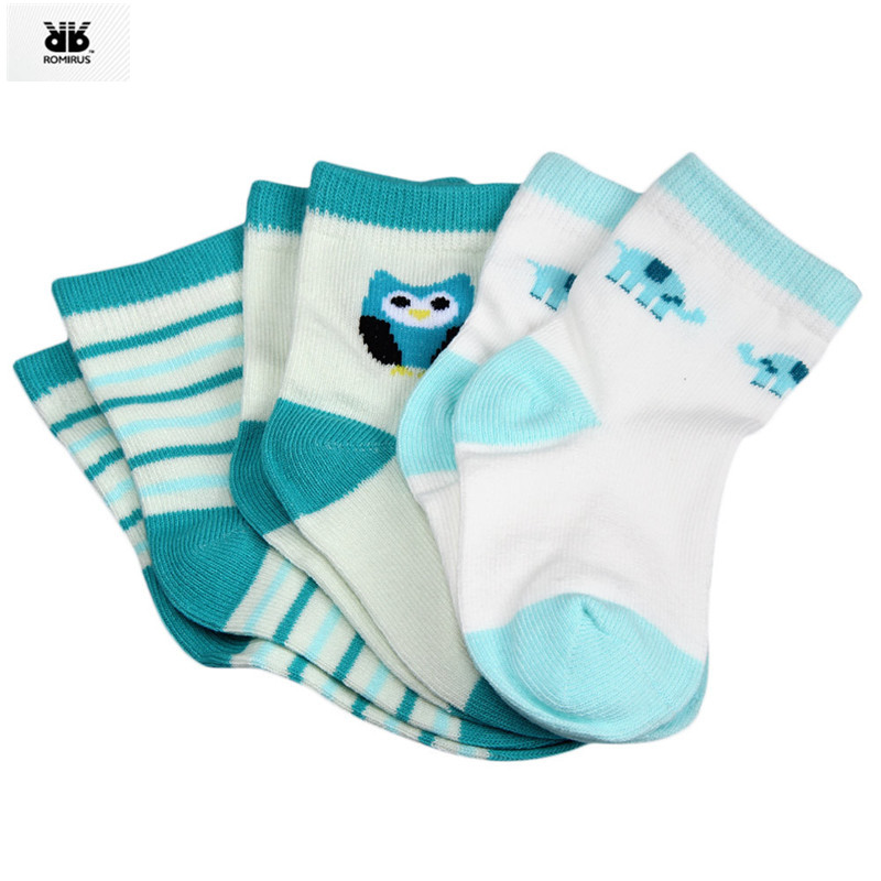ROMIRUS Baby Socks Newborn Children s Socks Boy Girl