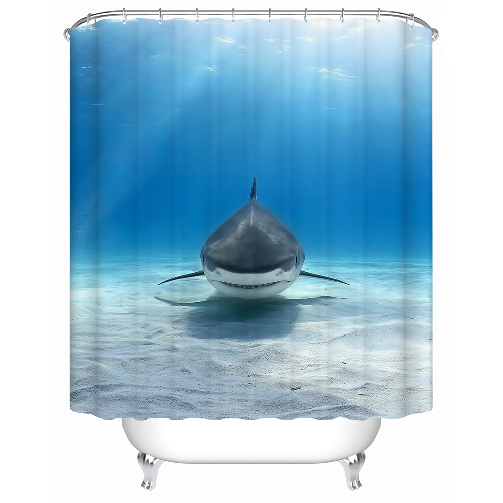 Compare Prices On Shark Shower Curtain Online Ping Low
